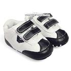 รองเท้าผ้าใบเด็ก-Armani-สีดำ-(6-คู่/แพ็ค)