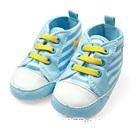 รองเท้าผ้าใบเด็กหมีพูล์สีฟ้าขาว-(6-คู่/แพ็ค)