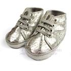 รองเท้าผ้าใบเด็ก-Guess-สีเงิน-(6-คู่/แพ็ค)