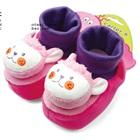 รองเท้าเด็กวัวน้อย-Carter--สีชมพู-(4-คู่/แพ็ค)