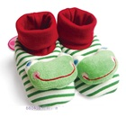 รองเท้าเด็กกบน้อย-Carter--สีเขียว-(4-คู่/แพ็ค)