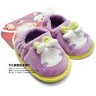 รองเท้าเด็กกระต่ายน้อย-Disney--สีม่วง-(4-คู่/แพ็ค)