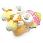 รองเท้าเด็กวัวน้อย-Carter--สีส้ม-(4-คู่/แพ็ค)