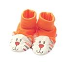 รองเท้าเด็กเสือน้อย-Carter--สีส้ม-(4-คู่/แพ็ค)