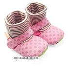 รองเท้าเด็กลายดอกไม้-Mothercare-สีชมพู(6-คู่/แพ็ค)