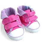 รองเท้าผ้าใบเด็ก-Mothercare-สีชมพู(6-คู่/แพ็ค)