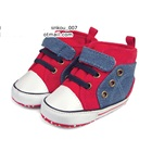 รองเท้าผ้าใบเด็ก-Carter-สีแดง-(6-คู่/แพ็ค)