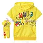 เสื้อกางเกง-Angry-Bird-แขนสีเหลือง--(6size/pack)