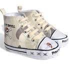 รองเท้าผ้าใบเด็ก-Pirate-Skull-สีขาว-(6-คู่/แพ็ค)