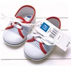 รองเท้าเด็ก-Gap-สีฟ้าขาว-(6-คู่/แพ็ค)