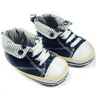 รองเท้าผ้าใบเด็ก-Guess-สีน้ำเงิน(6-คู่/แพ็ค)