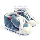 รองเท้าผ้าใบเด็ก-Guess-สีฟ้า-(6-คู่/แพ็ค)
