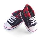 รองเท้าผ้าใบเด็ก-Gap-สีดำ-(6-คู่/แพ็ค)