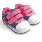 รองเท้าผ้าใบเด็ก-Mothercare-สีฟ้า(6-คู่/แพ็ค)