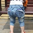 กางเกงยีนส์ขายาว-Blue-สีฟ้า-(5-ตัว/pack)