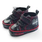 รองเท้าผ้าใบเด็ก-Guess-สีดำ-(6-คู่/แพ็ค)
