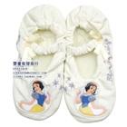 รองเท้าเด็กสโนไวท์ของ-Disney-สีขาว(6-คู่/แพ็ค)