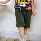 กางเกงขายาว-Air-Force-สีเขียว-(5-ตัว/pack)