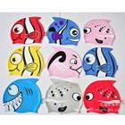 หมวกว่ายน้ำลายการ์ตูน-หลากสีสัน-(10-ตัว/pack)
