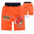 กางเกงขาสามส่วน-Angry-Bird-สีส้ม-(6size/pack)