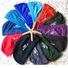 หมวกว่ายน้ำคละสี-(10-ใบ/pack)