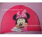 หมวกว่ายน้ำ-Minnie-Mouse-สีชมพู(5-ตัว/pack)