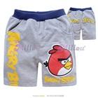 กางเกงขาสามส่วน-Angry-Bird-สีเทา-(6size/pack)
