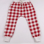 กางเกงยาวลายสก็อต-สีแดง-(5-ตัว/pack)