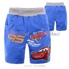 กางเกงขาสามส่วนรถแข่ง-สีฟ้า-(6size/pack)