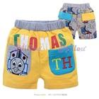 กางเกงขาสั้น-Thomas-สีเหลือง-(5size/pack)