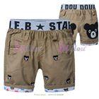 กางเกงขาสามส่วน-Double-B--(6size/pack)