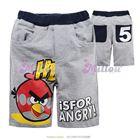 กางเกงขาสามส่วน-is-for-Angry-สีเทา-(6size/pack)