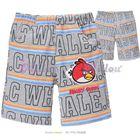 กางเกงสามส่วนหลากอักษร-สีเทาอ่อน-(6size/pack)