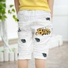 กางเกงขาสามส่วน-Angry-Bird-สีขาว--(4-ตัว/pack)