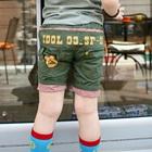 กางเกงขาสามส่วน-Idol-93-สีเขียวทหาร-(4-ตัว/pack)