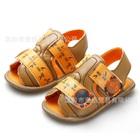 รองเท้าแตะหมีแพนด้า-สีส้ม-(4-คู่/แพ็ค)