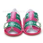 รองเท้าแตะหมีแพนด้า-สีชมพู-(4-คู่/แพ็ค)