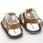 รองเท้าแตะเด็ก-สีน้ำตาลเข้ม-(4-คู่/แพ็ค)