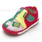 รองเท้าผ้าใบเด็ก-Bunny-สีชมพูเหลือง-(6-คู่/แพ็ค)