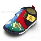 รองเท้าผ้าใบเด็ก-Bunny-สีน้ำเงินแดง-(6-คู่/แพ็ค)