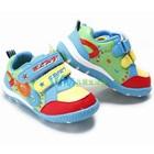 รองเท้าผ้าใบเด็ก-Sport-สีฟ้าเขียวแดง-(5-คู่/แพ็ค)