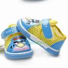 รองเท้าเด็ก-Angry-Bird-สีฟ้า-(6-คู่/แพ็ค)