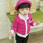 เสื้อกันหนาว-CP-สีชมพู-(5-size/pack)