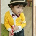 เสื้อกันหนาว-CP-สีเหลือง-(5-size/pack)