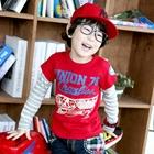 เสื้อแขนยาว-Union-76-สีแดง-(4size/pack)