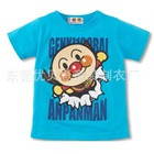 เสื้อยืดแขนสั้น-Anpanman-สีฟ้า-(10-ตัว/pack)