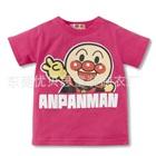 เสื้อยืดแขนสั้น-Anpanman-สีชมพู-(10-ตัว/pack)