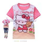เสื้อยืดแขนสั้น-Kitty-โอบรัก--(6size/pack)