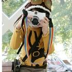 เสื้อแขนยาวลายวัว-สีเหลือง-(4size/pack)