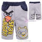 กางเกงสามส่วน-Is-for-angry-สีเทา--(6size/pack)